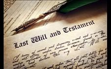 what are letters testamentary